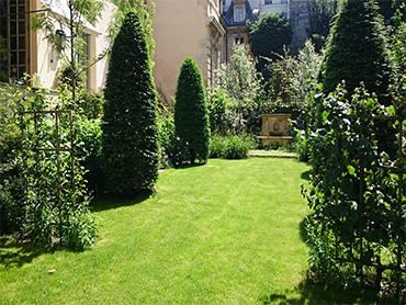 Conception am nagement de parcs et jardins par g raldine for Amenagement jardin humide