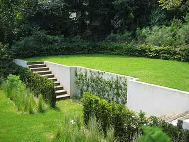 Conception, aménagement de parcs et jardins par Géraldine FORTIN ...