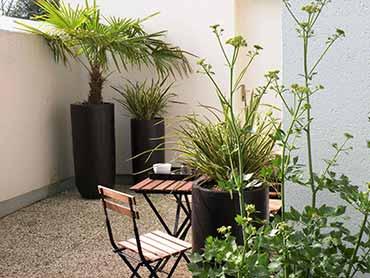 Conception am nagement de parcs et jardins par g raldine for Petit jardin sans entretien